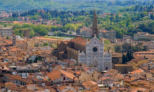 basilica santa croce florence