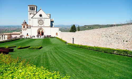basilica of saint francis assisi