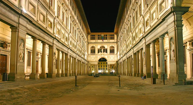 Galeria Uffizi Virtual Tour