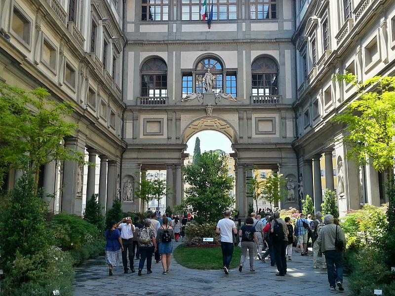 combo tour uffizi gallery audiopen visit and florence audiopen walking tour