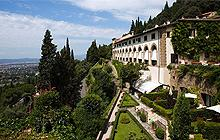 Villa San Michele by Orient express
