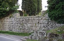 Testimonianze archeologiche del periodo etrusco