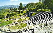 Testimonianze archeologiche del periodo romano