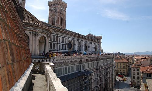 Special Visit to the Florence Cathedral and its Terrace