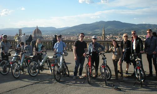Electric Bike Tour Of Florence And Its Hills With Typical